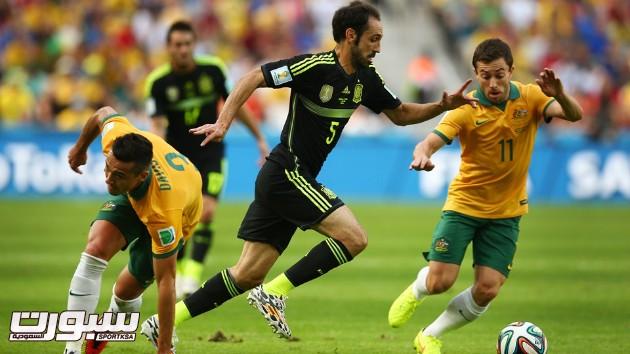 اسبانيا استراليا 7