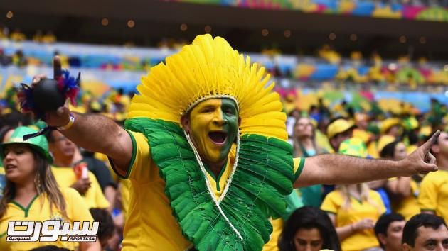 البرازيل الكاميرون 1