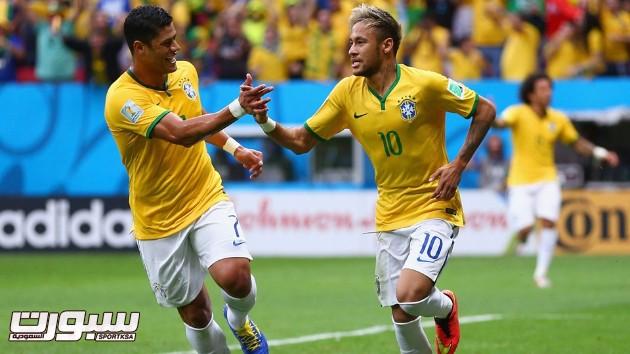 البرازيل الكاميرون 14