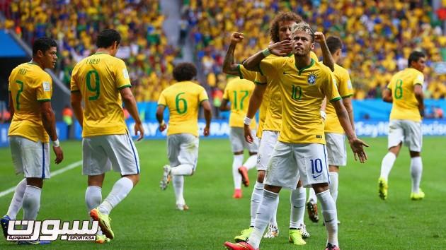 البرازيل الكاميرون 15