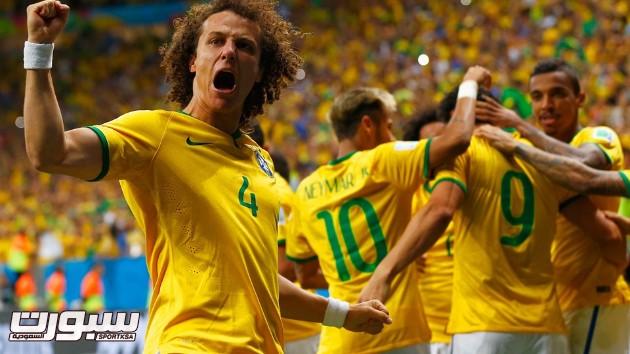 البرازيل الكاميرون 17