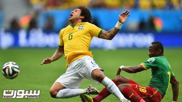 البرازيل الكاميرون 4