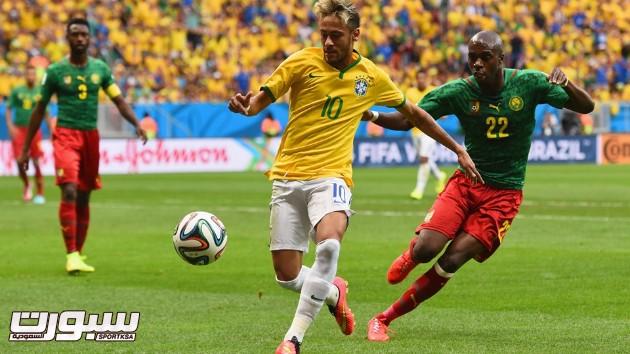 البرازيل الكاميرون 6