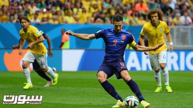 البرازيل هولندا 6