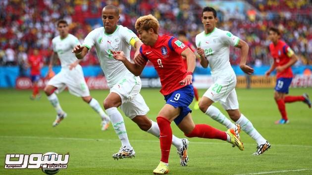 الجزائر كوريا 11