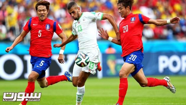 الجزائر كوريا 13