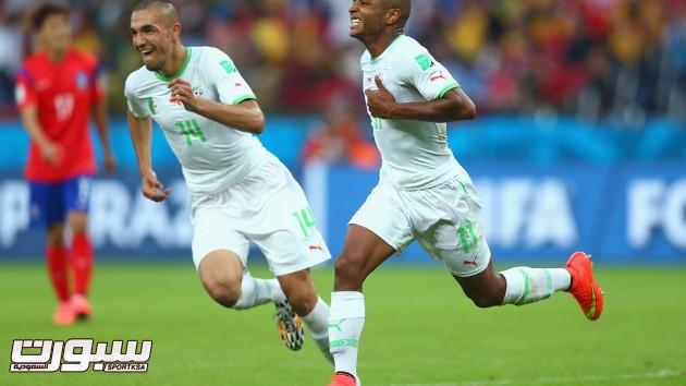 الجزائر كوريا 29