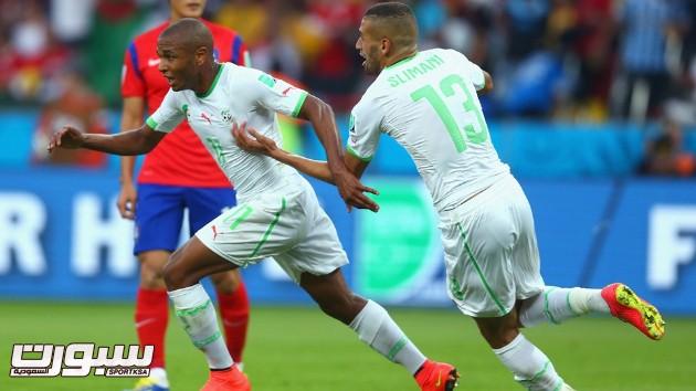 الجزائر كوريا 30