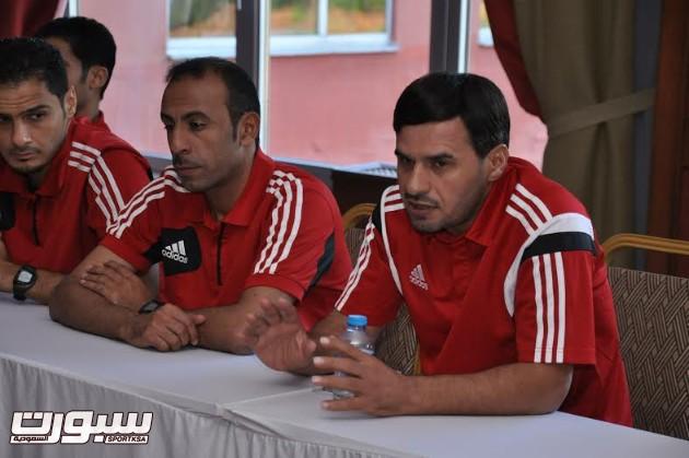 الحكام 3 العمري عبدالرحمن