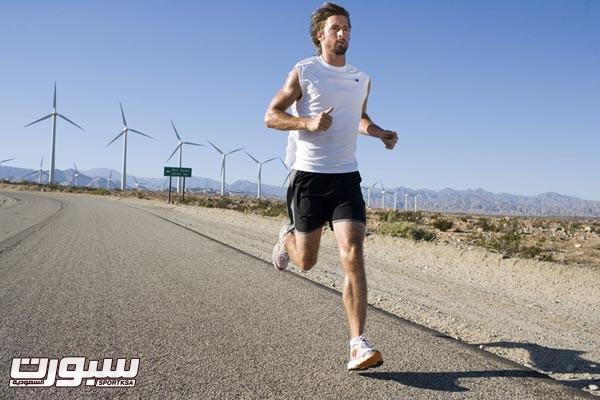 الركض الجري