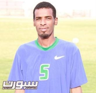 اللاعب محمد القرني