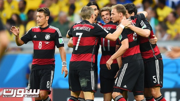 المانيا البرازيل 16