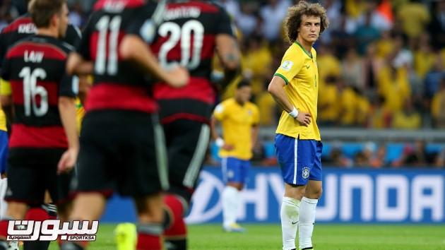 المانيا البرازيل 25