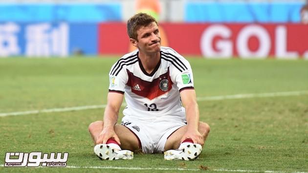 المانيا غانا 13 مولر