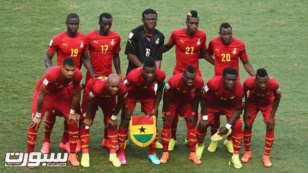 المانيا غانا 9
