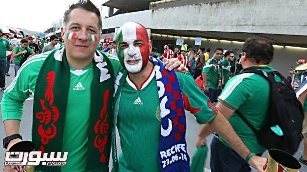 المكسيك كرواتيا 1