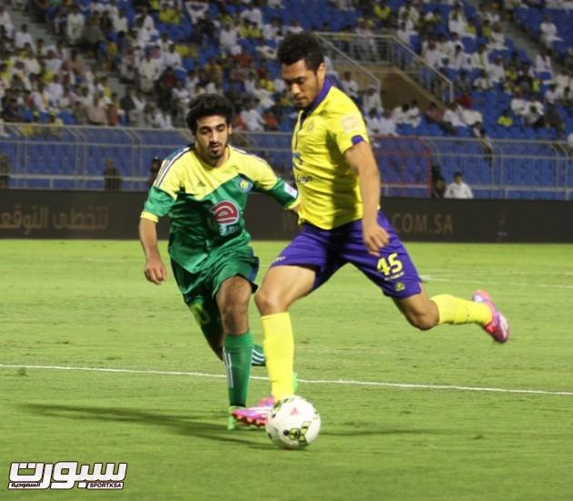 النصر والعروبة40