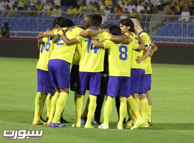 النصر والعروبة7