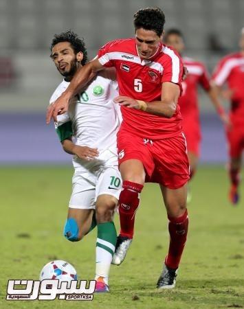 اولمبي السعودية و فلسطين (3) 