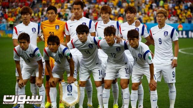 بلجكيا كوريا 3