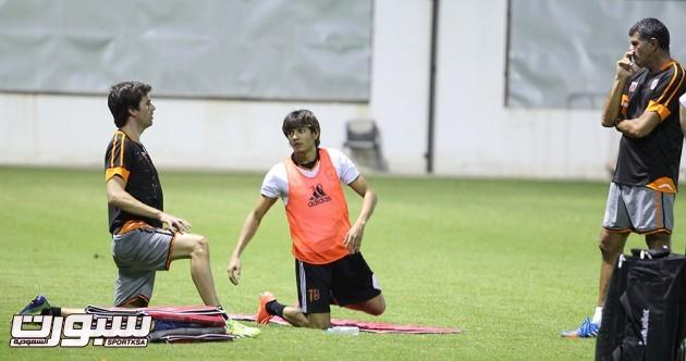 تدريبات الشباب (9) 