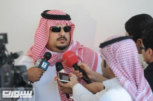 عبدالرحمن بن مساعد