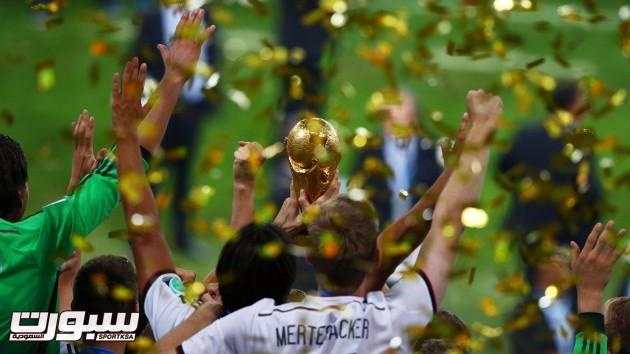 فرحة المانيا بكأس العالم 2014 - 11