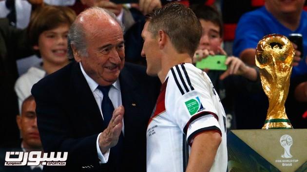 فرحة المانيا بكأس العالم 2014 - 8