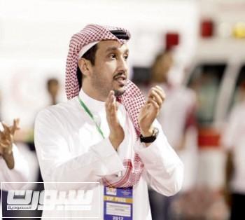 فهد بن خالد رئيس الاهلي