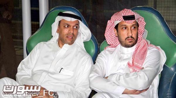 فهد بن خالد و باسم ابو داود