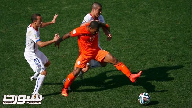 هولندا تشيلي 11
