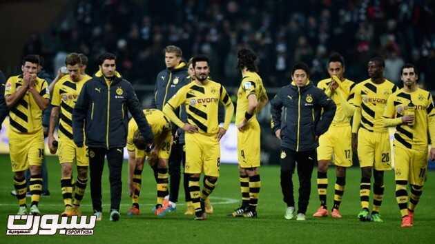معاناة دورتموند تتواصل في الدوري الألماني