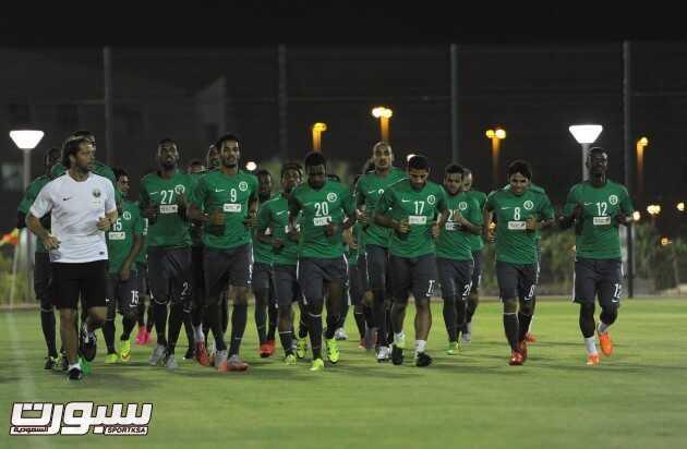 تدريبات المنتخب السعودي الاول (279819175) 