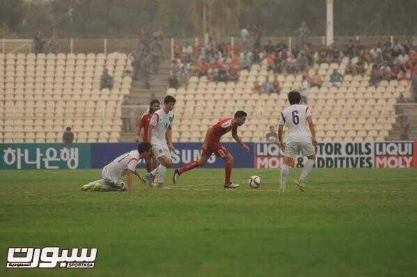Lebanon vs Korea 3-0 - September 8