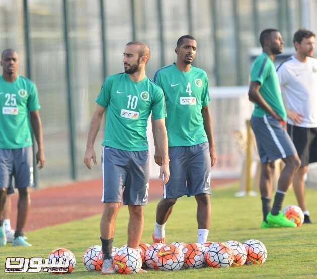 تدريبات المنتخب السعودي (470571885) 