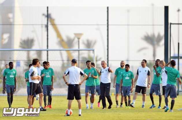 تدريبات المنتخب السعودي (470571888) 
