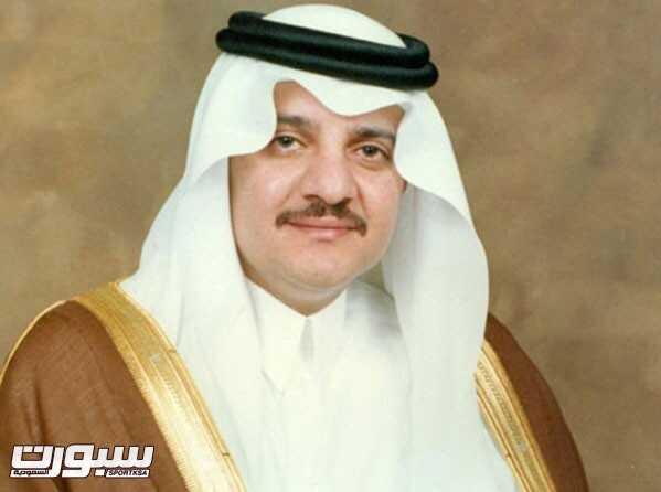 الامير سعود بن نايف