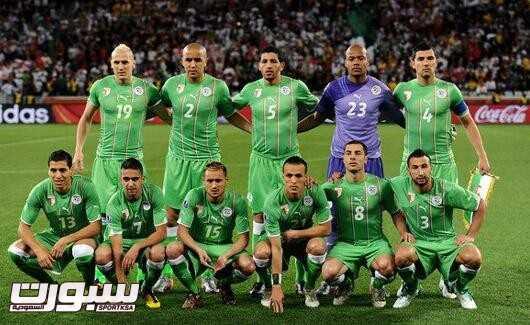 منتخب-الجزائر