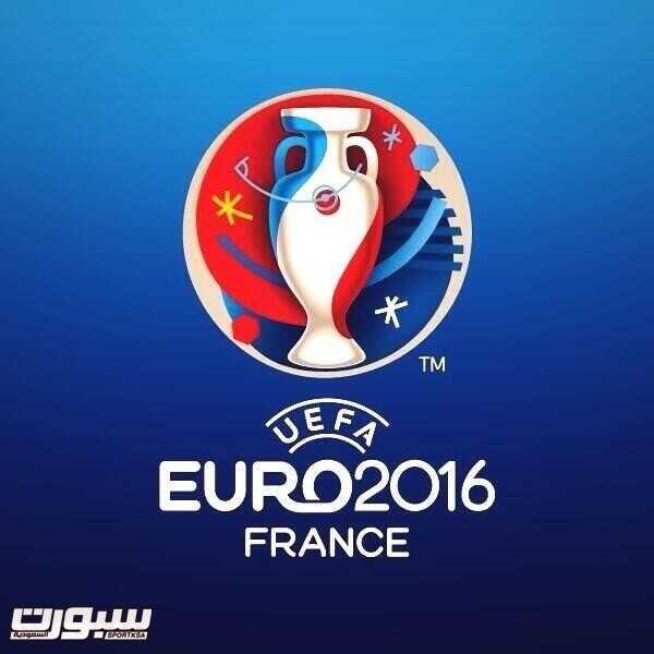 شعار اليورو يورو 2016 فرنسا
