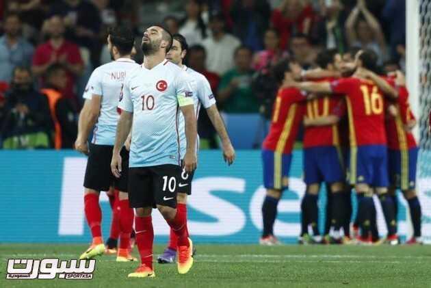 اسبانيا و تركيا (1) 