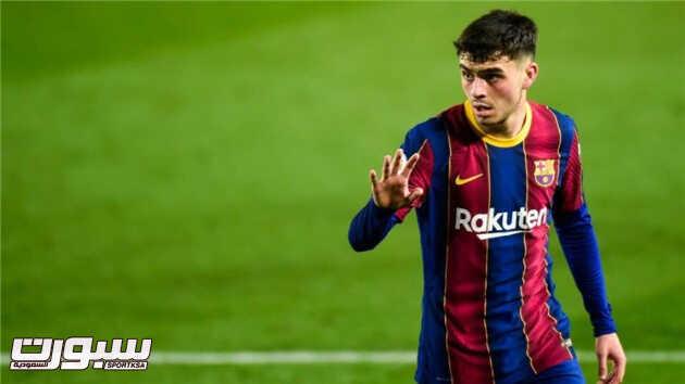 """برشلونة يقول """"لا"""" لبيع بيدري"""
